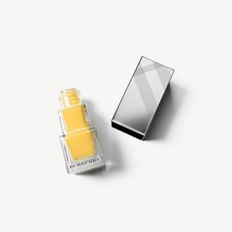 Burberry Nail Polish - Daffodil No.416 $23 thestylecure.com