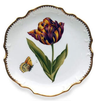 Anna Weatherley Old Master Tulips Bread & Butter Plate