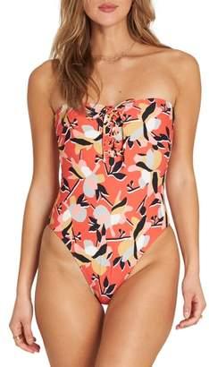 Billabong Fire Eyes One-Piece Swimsuit