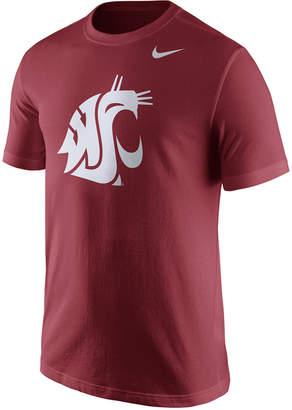 Nike Men's Washington State Cougars Logo T-Shirt
