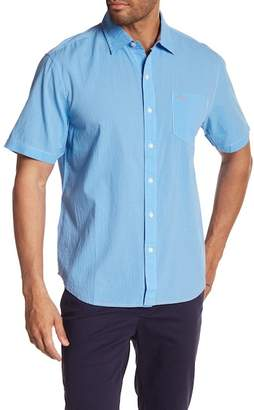 Tommy Bahama Spread Collar Short Sleeve Shirt