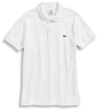Lacoste Slim Basic Polo Shirt