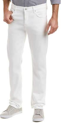 7 For All Mankind Seven 7 Slimmy True White Slim Leg