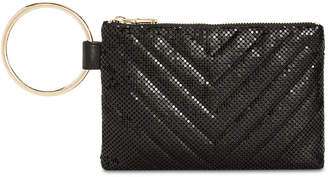 INC International Concepts I.n.c. Luhli Mesh Ring Clutch, Created for Macy's
