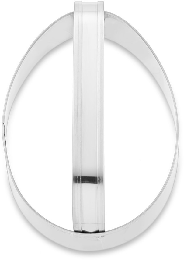Williams-Sonoma Egg Stainless-Steel Cookie Cutter with Handle