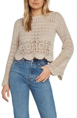 Willow & Clay Soleil Crochet Sweater