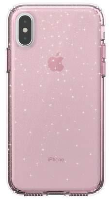 Speck Pink\u002FGold iPhone XS\u002FX Presidio Case