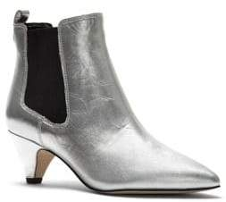 Sam Edelman Katt Leather Ankle Chelsea Booties