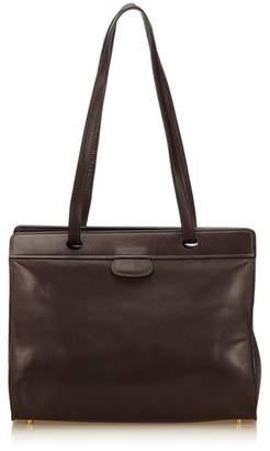 Hermes Vintage Leather Muso
