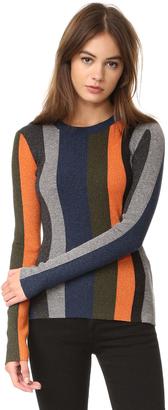 Paul Smith Metallic Sweater $325 thestylecure.com