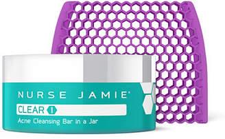clear Nurse Jamie 1 Acne Cleansing Bar in a Jar