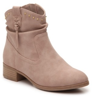 Jessica Simpson Abba Western Boot - Kids'