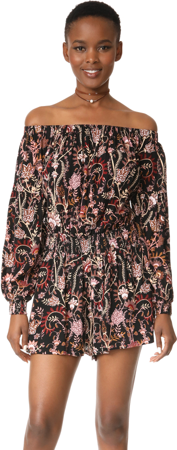 Free People Pretty And Free Romper