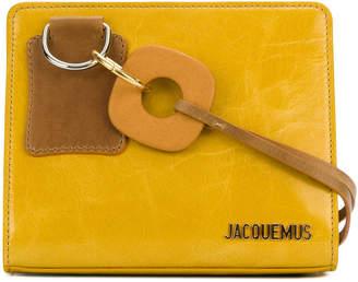 Jacquemus mini structured tote