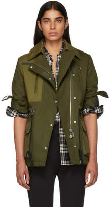 Altuzarra Green Chet Jacket