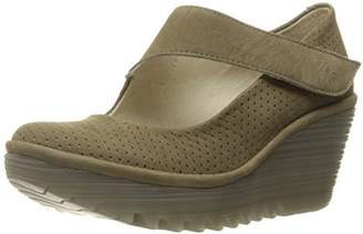 Fly London Women's Yeon701fly Wedge Pump