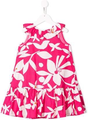 Il Gufo floral printed dress