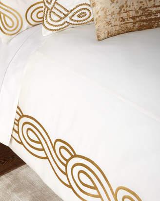 Callisto Home Ancora Queen Duvet Cover