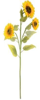 Gracie Oaks Artificial Sunflower Spray Branch
