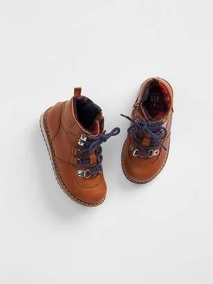 Gap Lace-Up Hiker Boots