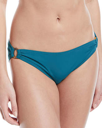 Kate Spade solid classic ring swim bottoms