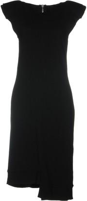 Taverniti So BEN UNRAVEL PROJECT BEN TAVERNITITM UNRAVEL PROJECT Knee-length dresses - Item 34820207TE