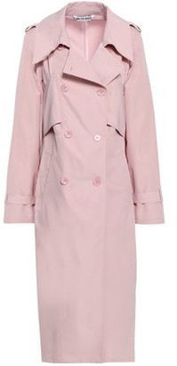Walter W118 By Baker Double-breasted Twill Trench Coat