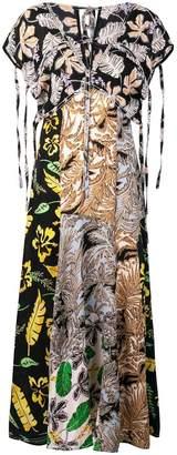 3.1 Phillip Lim patchwork maxi dress