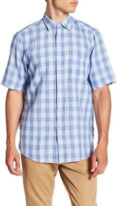 RODD AND GUNN Greendale Plaid Short Sleeve Original Fit Shirt