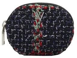 Violeta BY MANGO Tweed coin purse