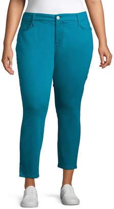Boutique + + Skinny Ankle Jean - Plus