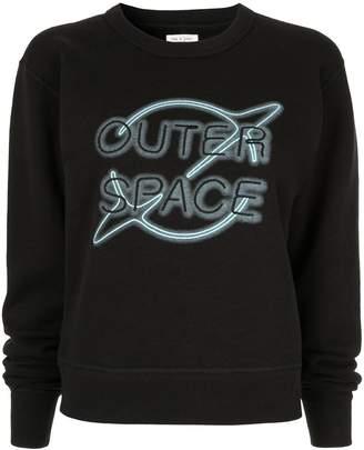 Rag & Bone Outer Space sweatshirt