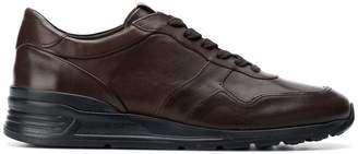 Tod's leather runner sneakers