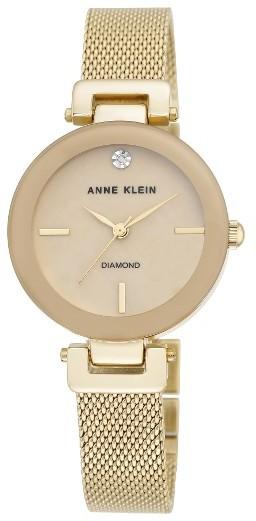 Anne KleinWomen's Anne Klein Mesh Bracelet Watch, 30Mm