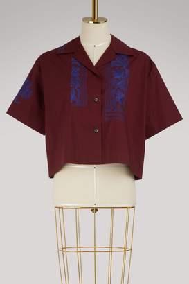 Acne Studios Livi cotton shirt