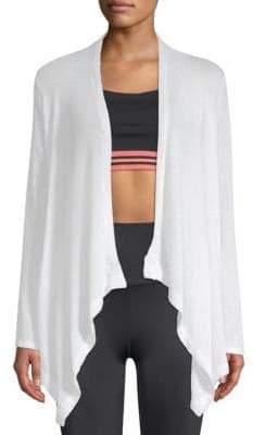 Beyond Yoga Drape Front Cardigan