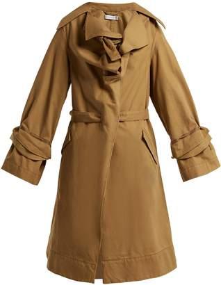 Palmer Harding PALMER/HARDING Dusk cotton trench coat
