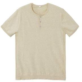 Mango man MANGO MAN Jersey Henley t-shirt