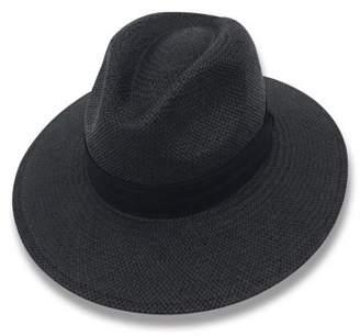 Estéban Paris Access Headwear Sun Styles Men's Panama Style Sun Hat