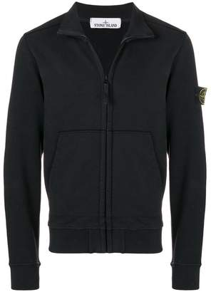 Stone Island zipped sweater