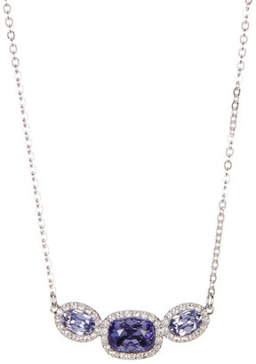 Swarovski Te Christie Crystal Necklace $99 thestylecure.com