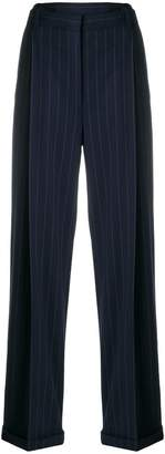 3.1 Phillip Lim pin-stripe tailored trousers