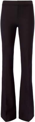 Derek Lam 10 Crosby Tuxedo Striped Black Flare Trousers