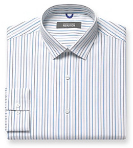 Kenneth Cole Reaction Men's Opal Slim Fit Dress Shirt