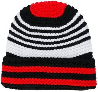 Sonia Rykiel striped beanie