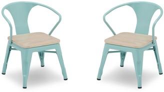 Delta Children Bistro 2-Piece Chair Set