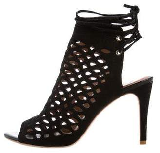 Joie High-Heel Ankle Boots