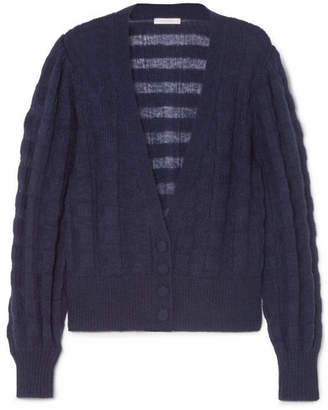 See by Chloe Knitted Cardigan - Navy