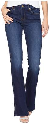7 For All Mankind A Pocket w/ Contrast A in Midnight Moon Women's Jeans