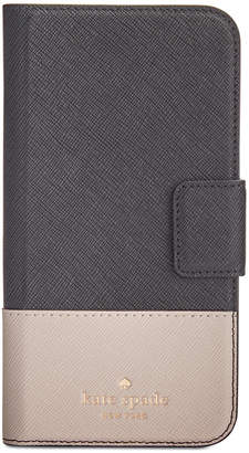 Kate Spade Wrap Folio iPhone X Case
